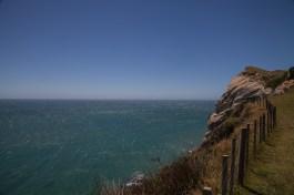 Cape Farewell und die Tasman See