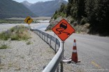 Road Conditions at Arthur's Pass