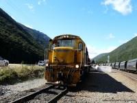 Kiwi Railway Station at Arthur's Pass Villiage