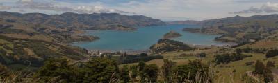 Akaroa - entspannt ankommen auf Neuseeland