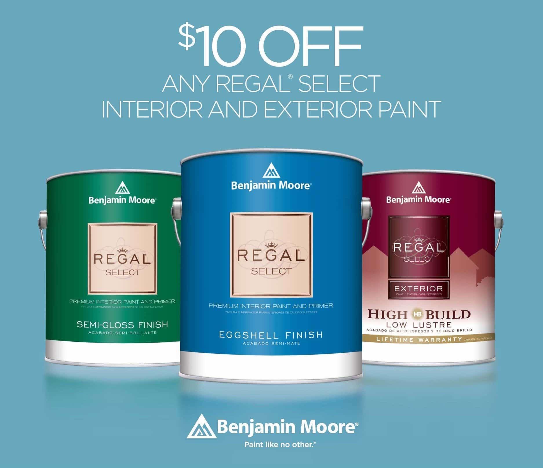 Benjamin Moore Paint Sale Neu S Hardware Tools Paint