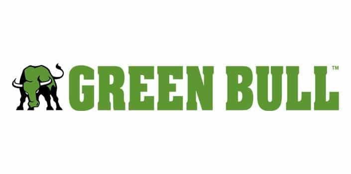 Green Bull Logo