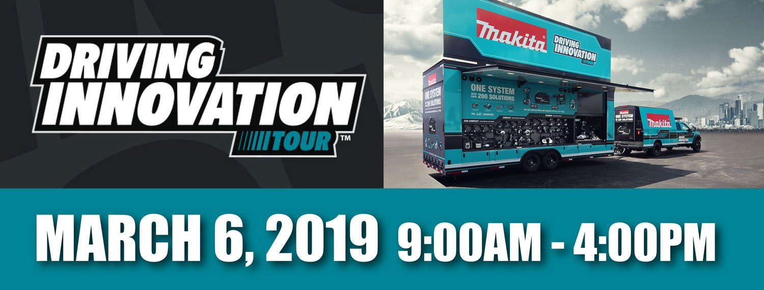makita Driving Innovation Tour