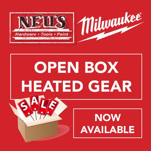 openbox heated gear