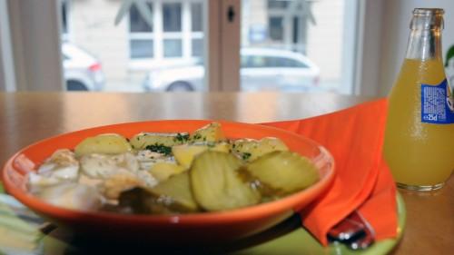 Eier in Dill-Senf-Soße bei den Soul-Food-Sisters