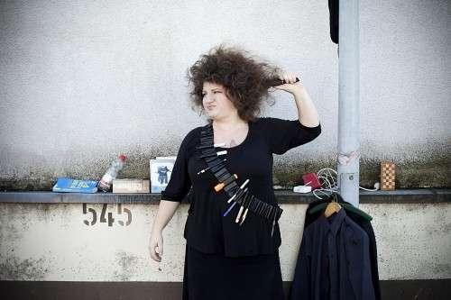 """Annamateur in """"Screamshots"""" - Foto: PR/Fabian Stürtz"""