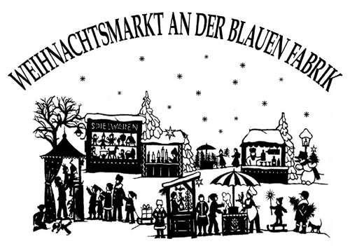 Weihnachtsmarkt in der Blauen Fabrik