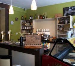 Kaffeehaus statt Café Olé