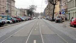 Wartet seit knapp 20 Jahren auf die Sanierung: Die Königsbrücker Straße. Foto: Archiv