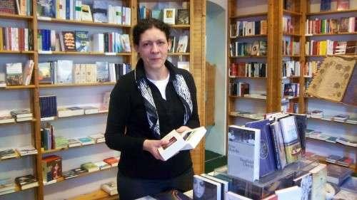 Richter's Buchhändlerin: Christine Polak