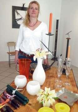Ziegelwerk-Chefin Ulrike Reckziegel