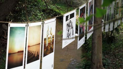 """""""Galerie am Fluss"""" an der Prießnitz"""