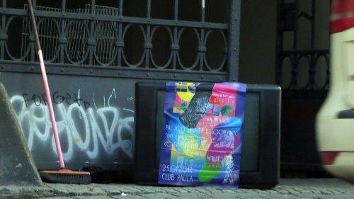 Farbfernsehen für die Neustadt