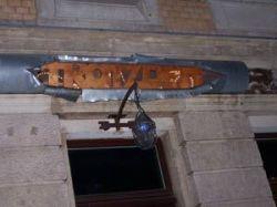 """""""Trotzdem"""" von außen. Foto: Stadtteilarchiv Neustadt"""