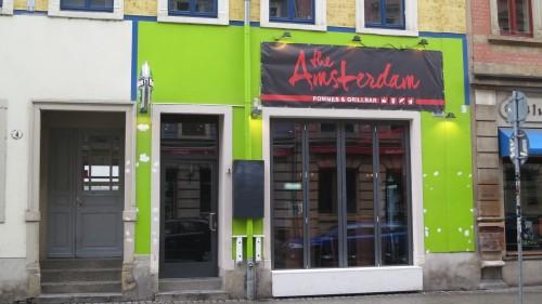 The Amsterdam, Görlitzer Straße 4