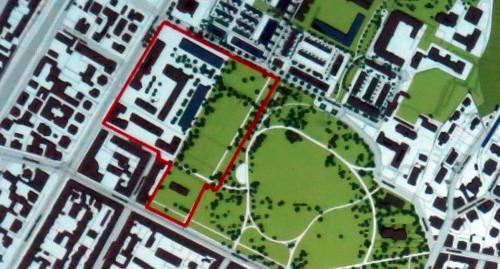 So hätte es das Stadtplanungsamt gern.