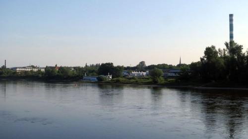 Der Neustädter Hafen, es geht um das Gelände zwischen Elbe und Leipziger Straße