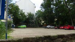 Wohnen statt parken auf der Alaunstraße