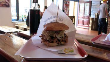 Der Klassiker - Dampfschweinburger