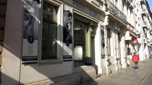 """Neuer Friseur: """"Feinschliff"""" auf der Rothenburger Straße"""