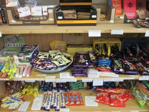 Unwiderstehlich bunt: Süßigkeiten aus Großbritannien