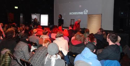 Infos zu Hilfe und Engagement - Foto: W. Schenk
