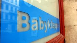Babyklappe im Haus