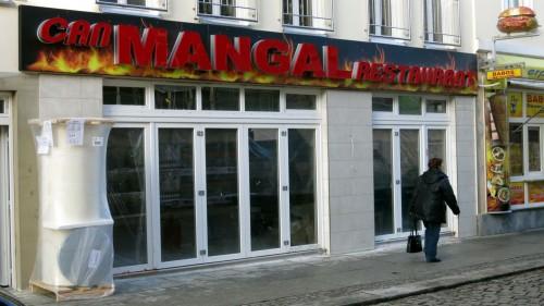 Can Mangal auf der Alaunstraße - Eröffnung im Frühjahr