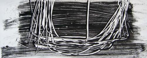 Zeichnung Bärbel Voigt