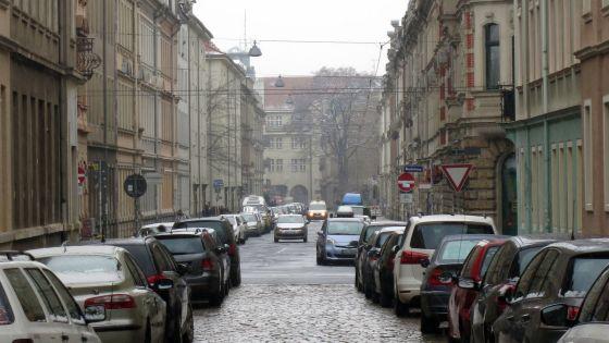 Reicht von Louisen- bis Paulstraße.