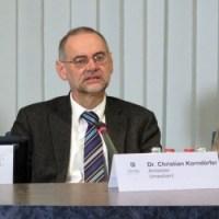 Leiter des Umweltamtes Christian Korndörfer