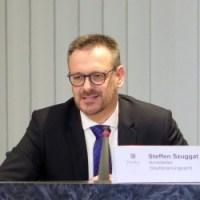 Leiter des Stadtplanungsamtes Stefan Szuggat