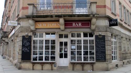 Die Newtown-Bar eröffnete 2012 wieder ihre Pforten
