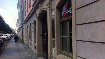 Jazzclub Tonne auf der Königstraße