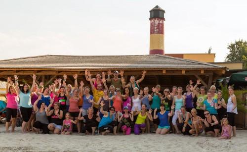 Schon 2014 strömten die Tänzer und Tänzerinnen in Scharen zu dem Event.