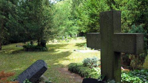 St.-Pauli-Friedhof an der Hechtstraße