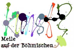 """Kunstmeile auf der """"Böhmischen"""" am 1. August"""
