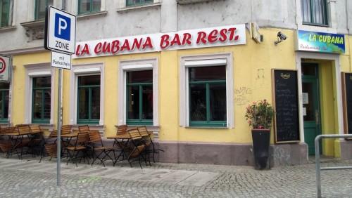 La Cubana. Rest-Bar oder Bar-Rest?