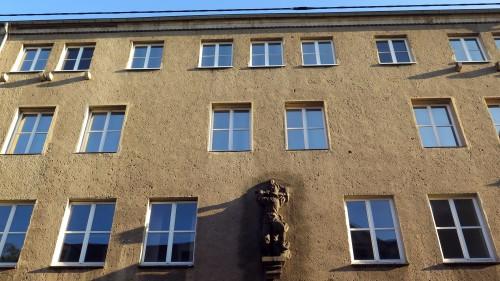 Die fast 90 Jahre alte Feuerwache auf der Katharinenstraße
