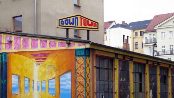 Down-Town an der Katharinenstraße