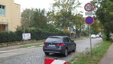 Seit heute Tempo-30-Zone in Teilen des preußischen Viertels