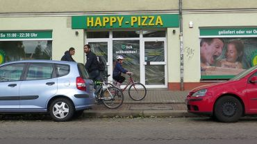 Happy-Pizza - Eröffnung am 2. November