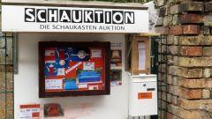 Schauktion in der Kamenzer Straße