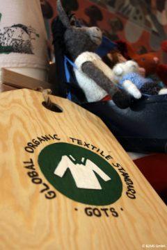 Global Organic Textile Standard - das Zeichen für faire und biologische Textilien