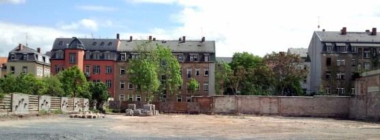 Hinterhof Mai 2012