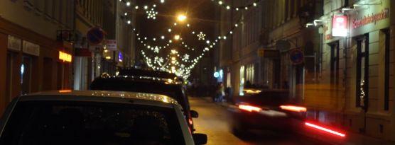 Alaunstraße im Dezember 2012