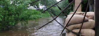 Hochwasser im Juni 2013