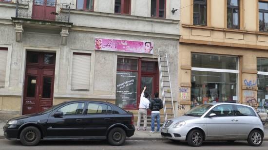 Schönheitssalon: Neu auf dem Bischofsweg: HN Nails & Beauty Salon