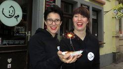 Die Currymädels Simone und Susanne Meyer-Götz