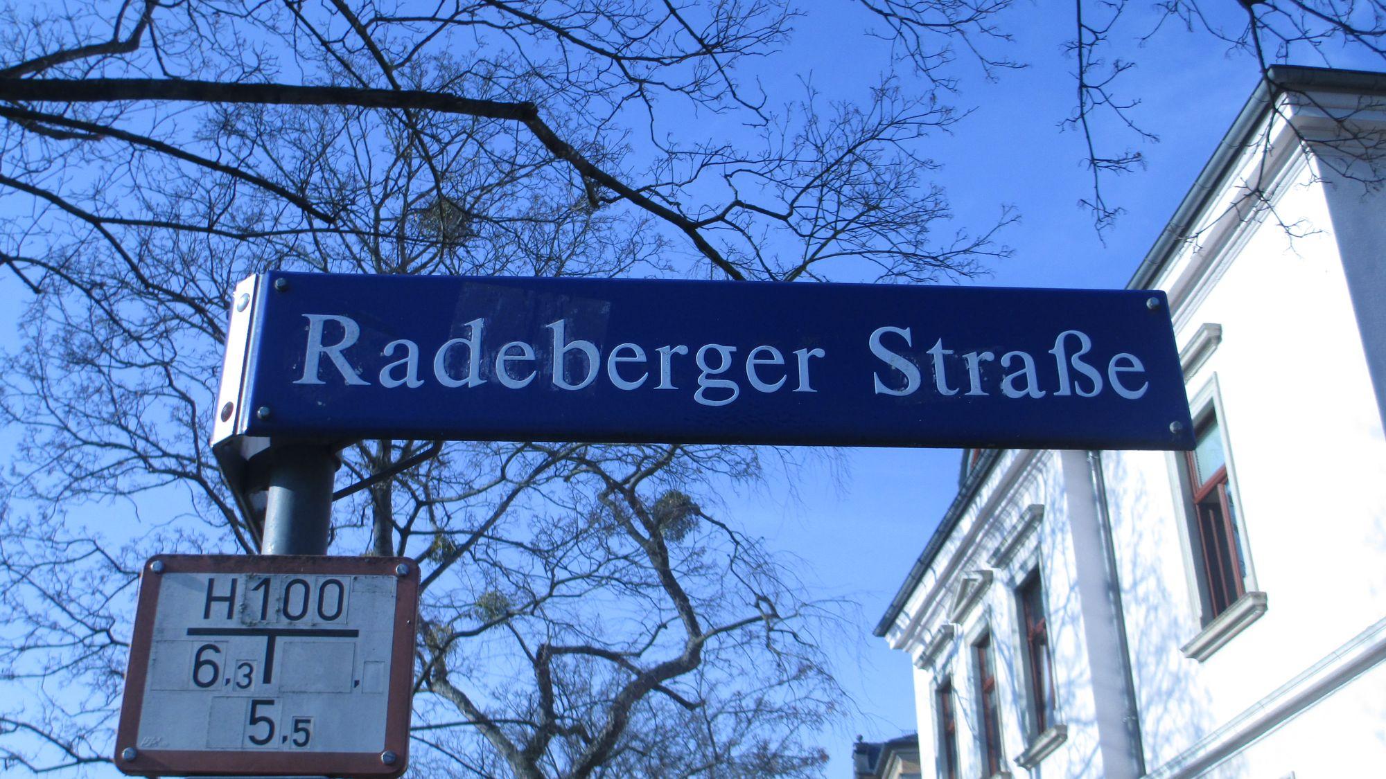 Radeberger Straße Köln